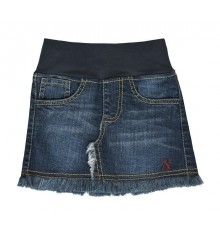 Nova Star - Denim Stretch Skirt
