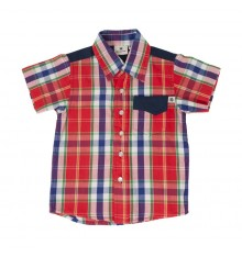 Nova Star - Checkered Shirt Red