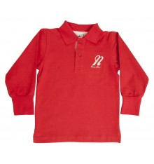 Nova Star - Polo Sweater Red