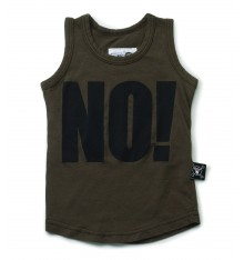 Nununu - NO! TANK TOP - OLIVE