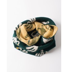 Bobo Choses - Knitted Round Scarf Hand Trick A