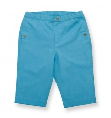 How to Kiss a Frog - CHARLES shorts blue